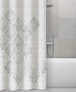 Κουρτίνα Μπάνιου STYLE SILVER (180x185) της Guy Laroche