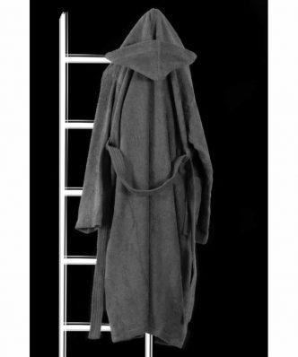 Μπουρνούζι με Κουκούλα DAILY TITANIUM (XL) της Guy Laroche