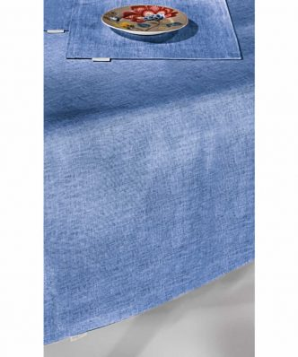 Αλέκιαστο Τραπεζομάντηλο 1020 της Saint Clair (145x180) BLUE JEAN