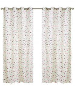 Κουρτίνα με κρίκους (140x260) Curtain Line 2104 της Das Home