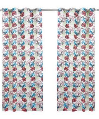 Κουρτίνα με κρίκους (140x280) Curtain Line 2106 της Das Home