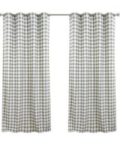 Κουρτίνα με κρίκους (140x260) Curtain Line 2113 της Das Home