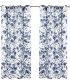 Κουρτίνα με κρίκους (140x260) Curtain Line 2115 της Das Home