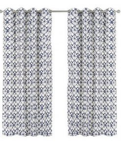 Κουρτίνα με κρίκους (140x260) Curtain Line 2116 της Das Home