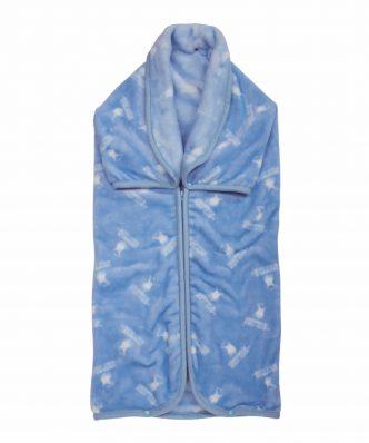 Βρεφικός Fleece Υπνόσακος Αγκαλιάς (bebe) Essential 2948 της POLO CLUB
