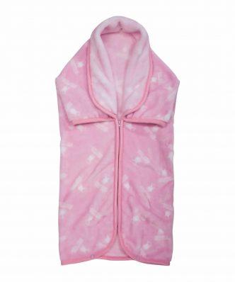 Βρεφικός Fleece Υπνόσακος Αγκαλιάς (bebe) Essential 2949 της POLO CLUB