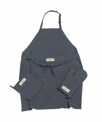 Σετ Κουζίνας (3 τμχ.) Essential 2651 της POLO CLUB ΜΠΛΕ