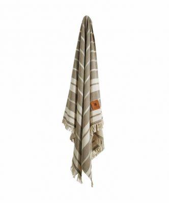 Πετσέτα Θαλάσσης Essential 2870 της POLO CLUB (90x170) ΜΠΕΖ