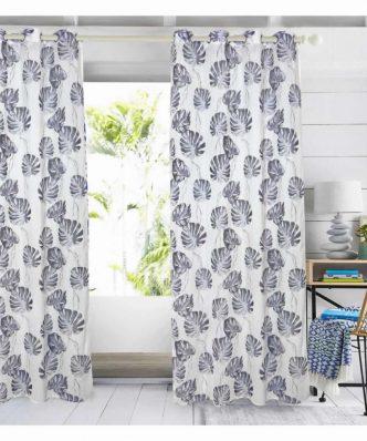 Κουρτίνα με κρίκους (140x260) Curtain Line 2177 της Das Home