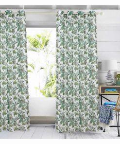 Κουρτίνα με κρίκους (140x260) Curtain Line 2178 της Das Home