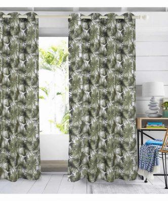 Κουρτίνα με κρίκους (140x260) Curtain Line 2179 της Das Home