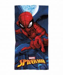 Παιδική Πετσέτα Θαλάσσης Spiderman 5817 της Das Home/DISNEY (70x140) ΜΠΛΕ/ΚΟΚΚΙΝΟ