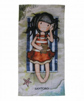 Παιδική Πετσέτα Θαλάσσης SANTORO 5809 της Das Home (75x150) ΣΙΕΛ