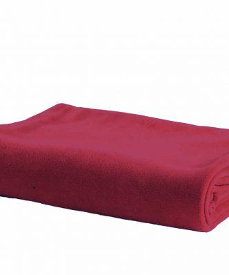 Fleece Κουβέρτα Μονή PLANET BORDO της NEF-NEF