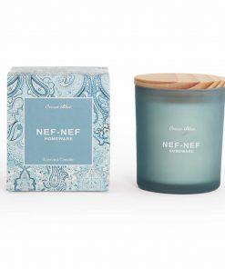 Αρωματικό Κερί OCEAN BLUE της NEF-NEF