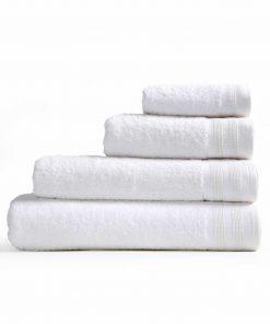 Πετσέτα Προσώπου LIFE της NEF-NEF (50x90) 200-WHITE