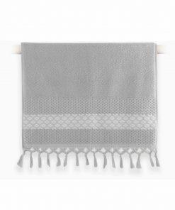 Πετσέτα Μπάνιου ELVIA της NEF-NEF (70x140) GREY