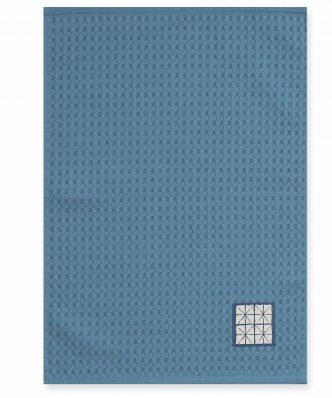 Ποτηρόπανο Πικέ ASTRA της NEF-NEF (45x68) BLUE
