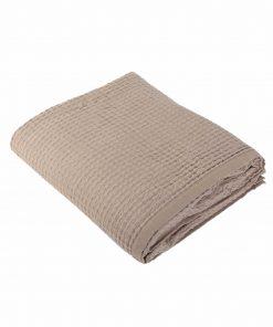 Κουβέρτα Πικέ Υπέρδιπλη NEW GOLF της NEF-NEF (220x240) 1023-LINEN