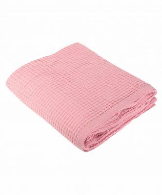 Κουβέρτα Πικέ Υπέρδιπλη NEW GOLF της NEF-NEF (220x240) 1129-ENGLISH ROSE