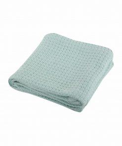 Βρεφική (bebe) Κουβέρτα Κούνιας MIRACLE 19 της NEF-NEF (110x150) MINT