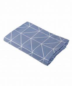 Κουβέρτα Πικέ Υπέρδιπλη MARSAL της NEF-NEF (230x240) DENIM