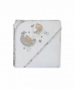 Βρεφική (bebe) Κάπα HAPPY DREAMING της NEF-NEF (75x75)