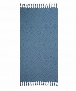 Πετσέτα Θαλάσσης - Παρεό TRUE της NEF-NEF (90x170) JEAN