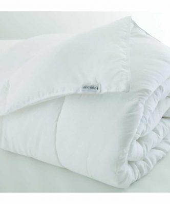 Πάπλωμα King Size (Γίγας) White Comfort STRIPE MICROFIBER της Palamaiki