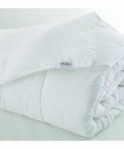 Πάπλωμα Ημίδιπλο White Comfort STRIPE MICROFIBER της Palamaiki