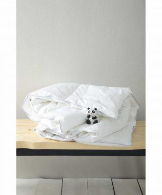 Βρεφικό Λευκό Πάπλωμα Κούνιας (bebe) BEETLE της NIMA HOME