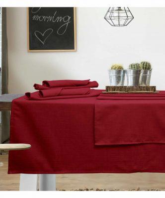 Σετ Πετσέτες Φαγητού (4 τμχ.) Kitchen Line 545 της Das Home
