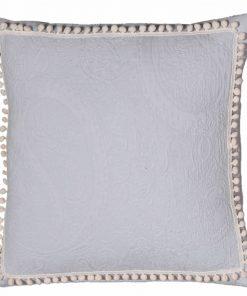 Διακοσμητικό Μαξιλάρι (45x45) ADELAID GREY της NEF-NEF