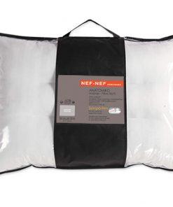 Σκληρό Ανατομικό Μαξιλάρι Ballfiber ANATOMIC της NEF-NEF