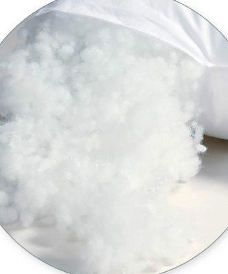 Βρεφικό Μαξιλάρι Baby Ballfiber της Nef-Nef