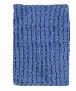 Πατάκι Μπάνιου (50x80) STATUS-19 BLUE της NEF-NEF