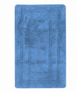 Πατάκι Μπάνιου (50x80) VENUS-19 BLUE της NEF-NEF