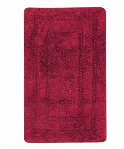 Πατάκι Μπάνιου (50x80) VENUS-19 BORDO της NEF-NEF