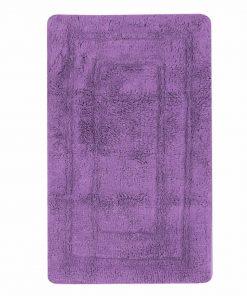 Πατάκι Μπάνιου (50x80) VENUS-19 PURPLE της NEF-NEF