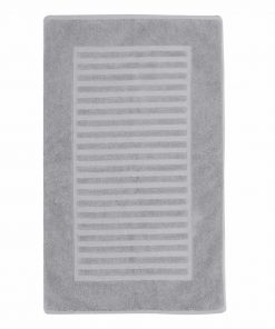 Πατάκι Μπάνιου (50x80) VENUS TERRY GREY της NEF-NEF
