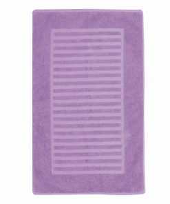 Πατάκι Μπάνιου (50x80) VENUS TERRY PURPLE της NEF-NEF