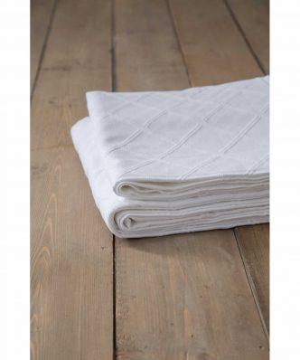Ξενοδοχειακή Κουβέρτα (170x250) ALBA - 100% Βαμβάκι