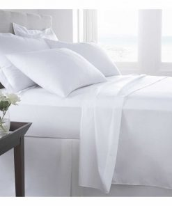 Ξενοδοχειακή Μαξιλαροθήκη ύπνου (50X70) - 200TC 100% Percale