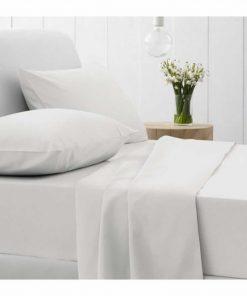 Ξενοδοχειακό Σεντόνι (160x260) - 160TC 50% Βαμβάκι / 50% Polyester