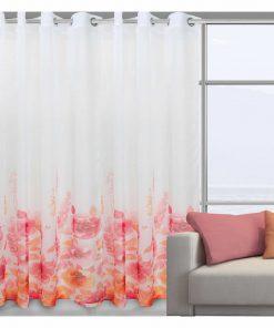 Κουρτίνα με κρίκους (300x280) Curtain Line 2034 της Das Home