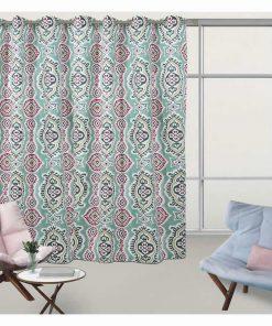 Κουρτίνα με κρίκους (140x280) Curtain Line 2055 της Das Home