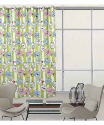 Κουρτίνα με κρίκους (140x280) Curtain Line 2059 της Das Home