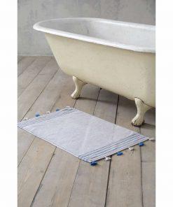 Πατάκι Μπάνιου DEMURE της NIMA HOME (50x80) GRAY