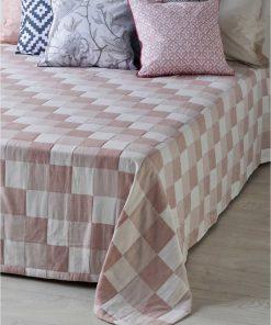 ETHEL 18 Βαμβακερή Κουβέρτα Ματλασέ King Size (Γίγας) της ΚΕΝΤΙΑ (260x240)
