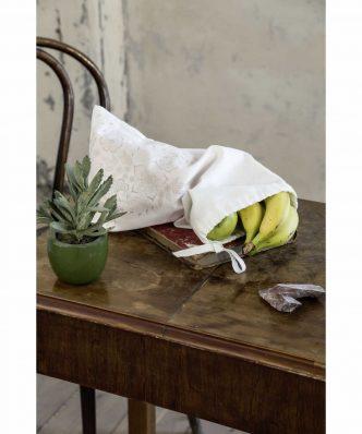 Υφασμάτινη Τσάντα για ψώνια Fazento της NIMA HOME (25x40)
